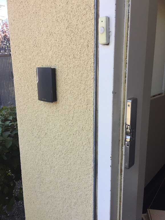 Exterior-Access-Control-Card-reader